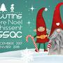 Affiche des animations de Noël 2017 à Pessac