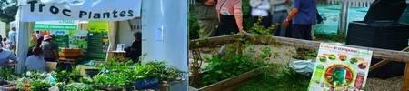 troc'plantes et compostage