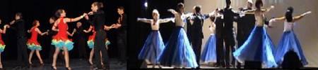Présentation Fête de la Danse à Bordeaux par la troupe de Danse Pour Tous Gironde