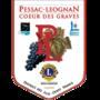 logo du Lions Club Pessac Leognan Coeur des Graves